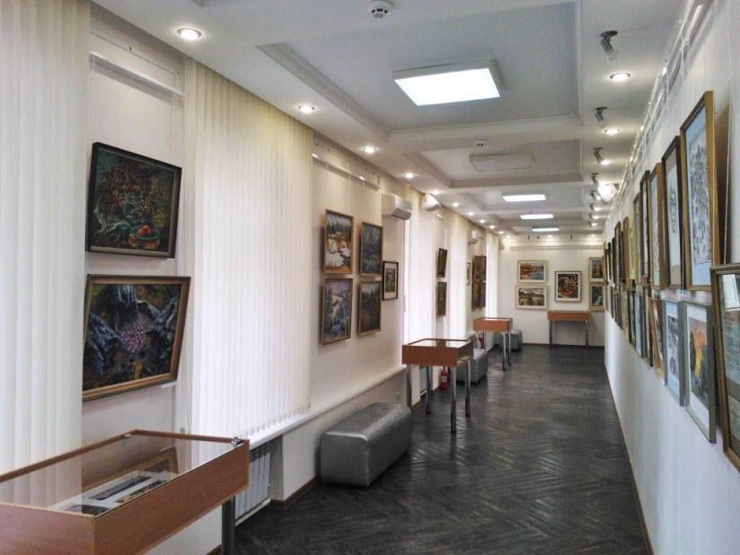 Художественный выставочный зал