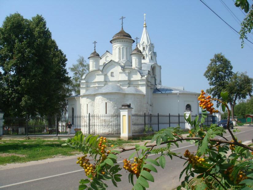 Коломенская церковь Иоанна Предтечи