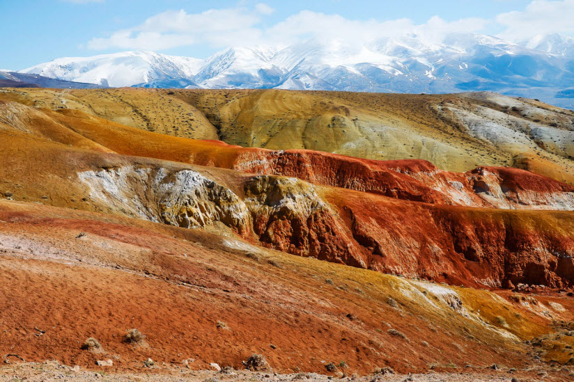 Марсовы горы