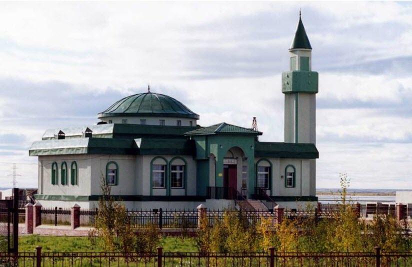 Мечеть Нурд-Камал