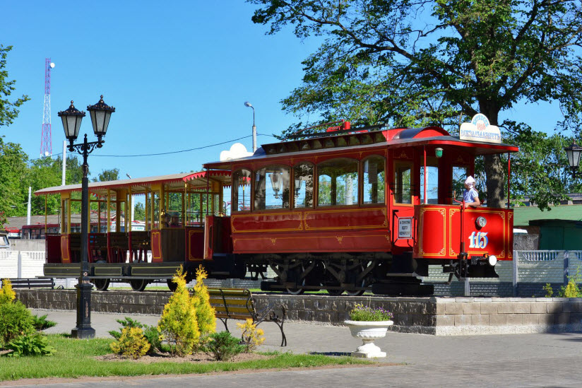 Музей истории трамвая