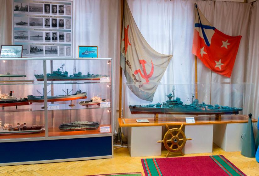 Музей производственного объединения «Севмашпредприятие»