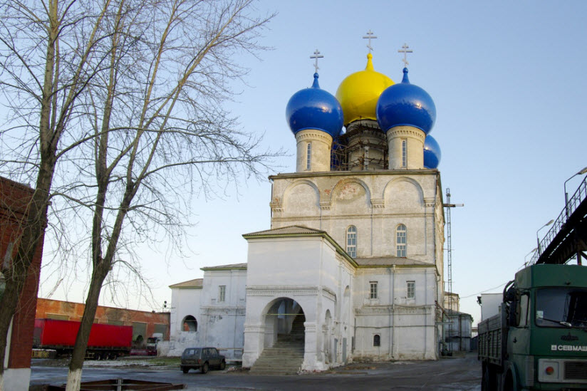 Николо-Корельский мужской монастырь