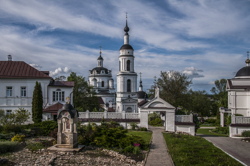 Никольский Черноостровский женский монастырь
