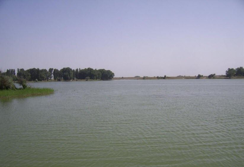 Озеро Капустино