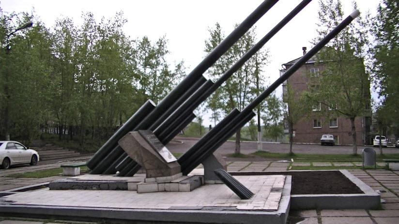 Памятник М.И. Баркову