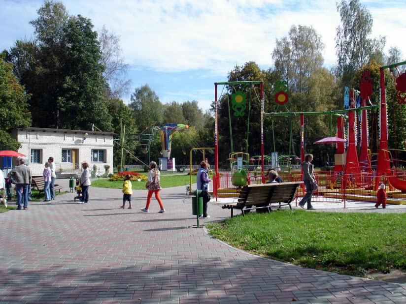 Парк «Мазурино»
