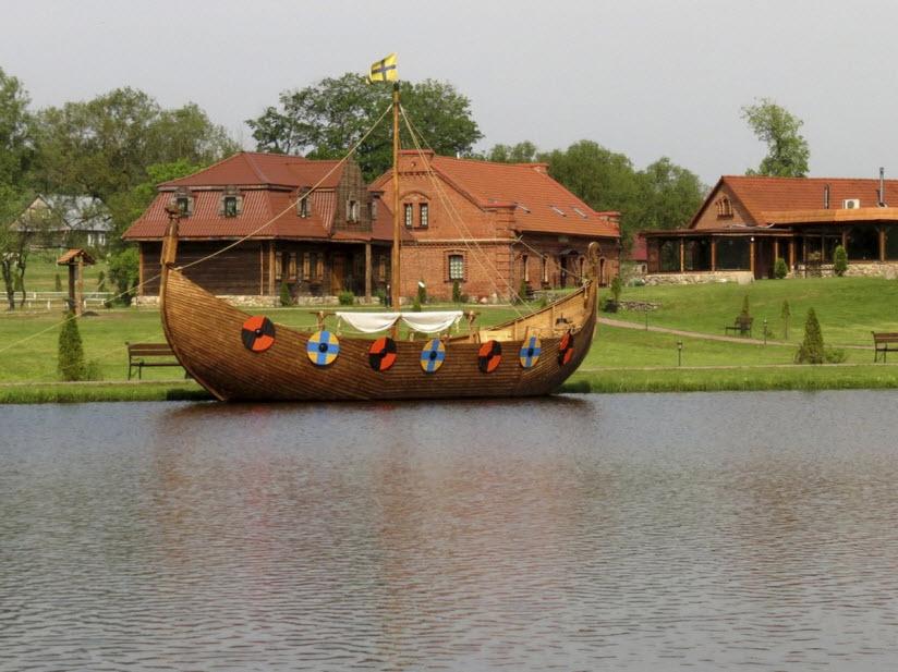 Парк-музей интерактивной истории «Сула»