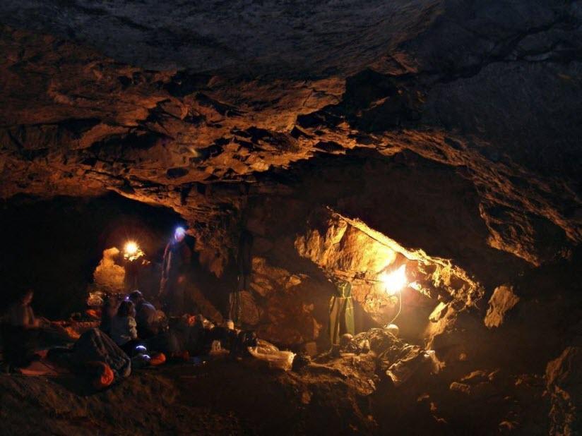 Пещера Кек-Таш