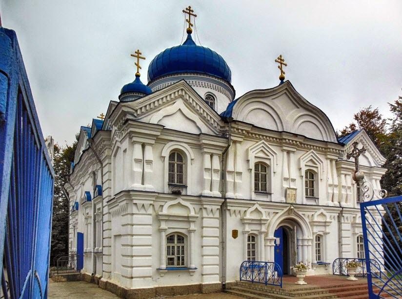 Свято-Крестовоздвиженский собор