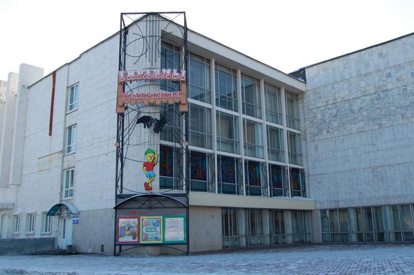 Театр кукол «Тирлямы»