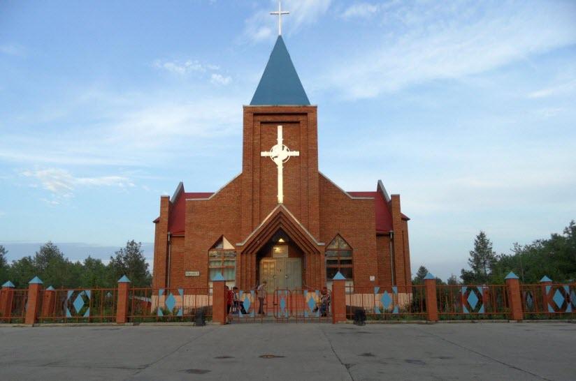 Церковь Благодать во Христе