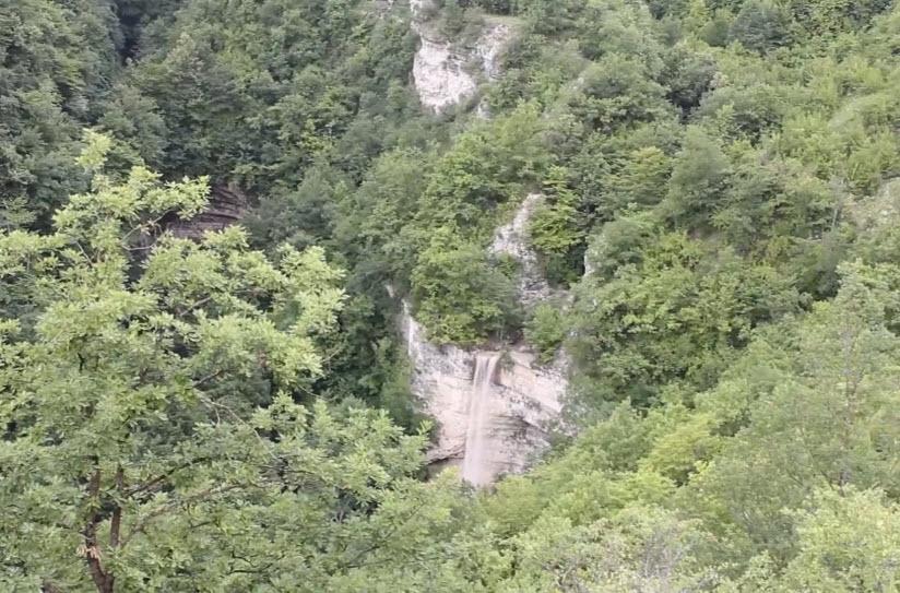 Тумсойский водопад