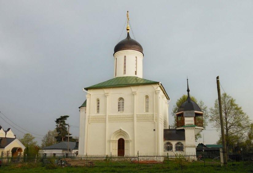 Успенский собор на Городке в Звенигороде