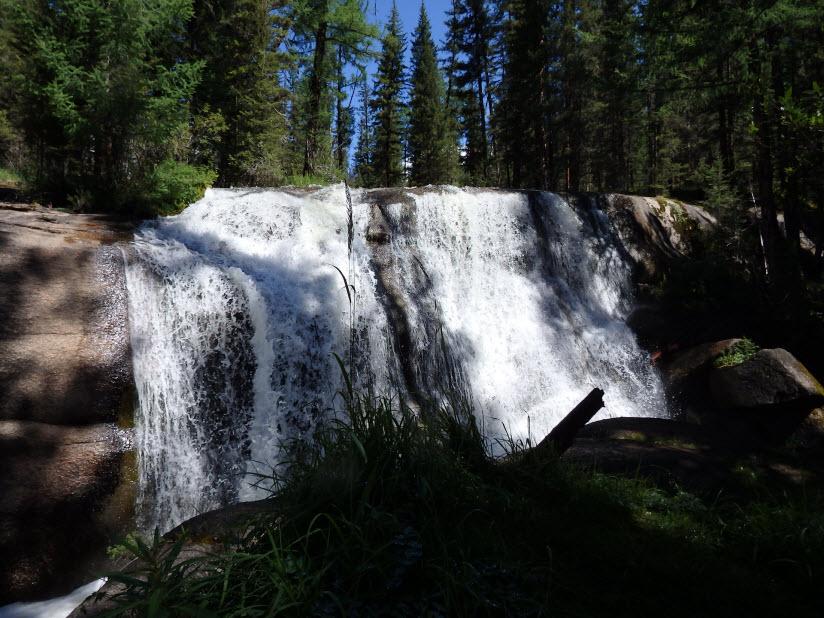 Водопад Атуркол