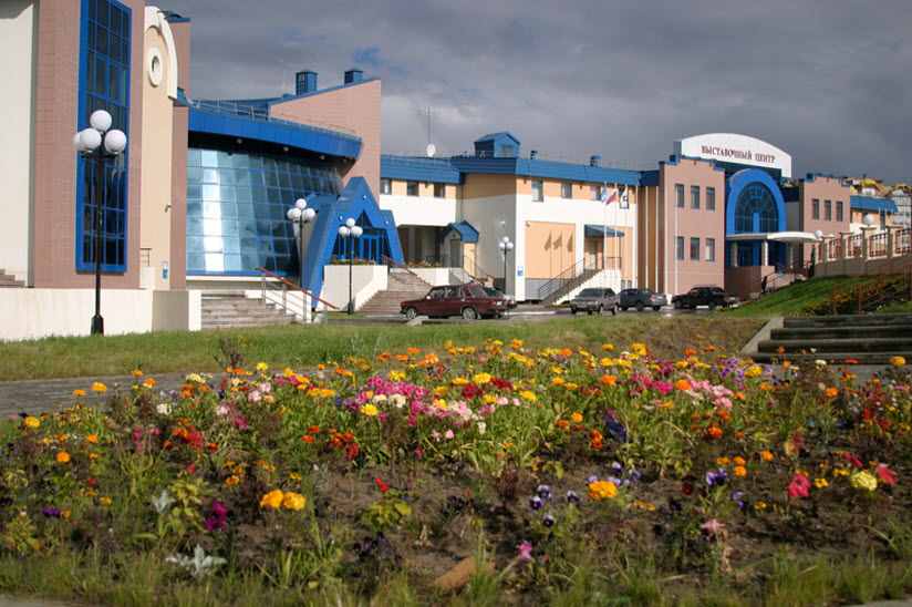 выставочный комплекс им. И.С. Шемановского