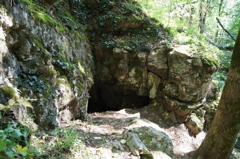 Большая Фанагорийская пещера