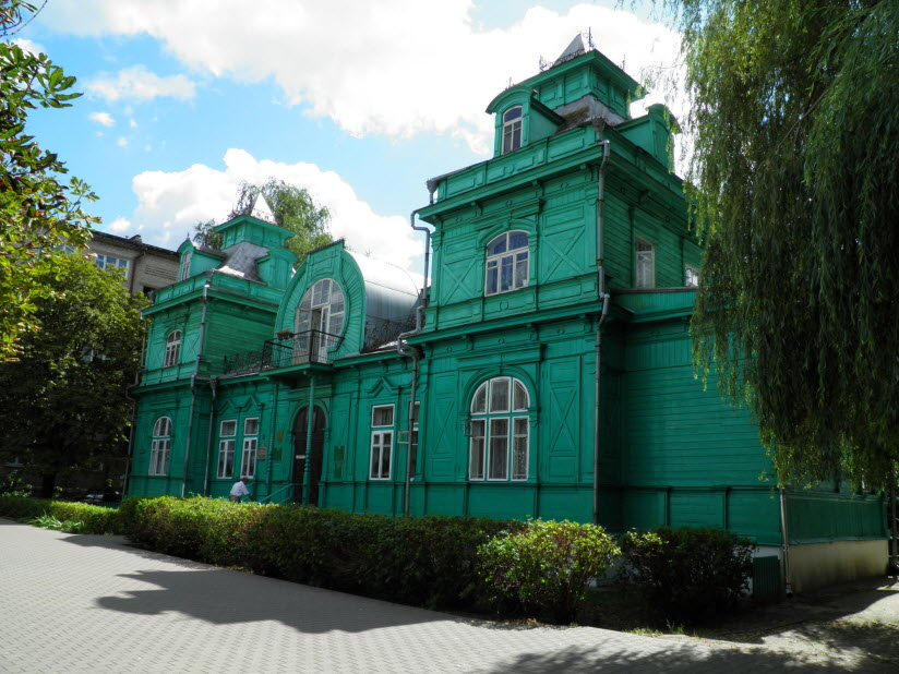 Дом Купчихи Кацнельсон