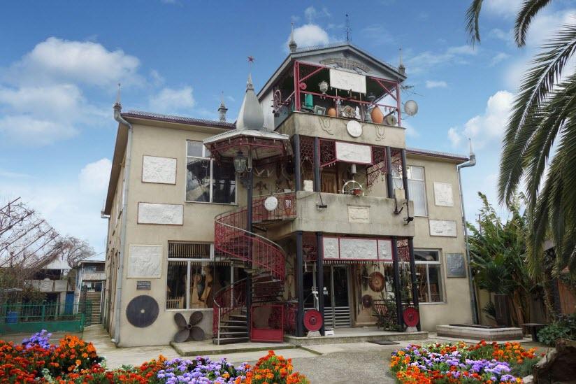 Дом-музей Георгия Хецуриани