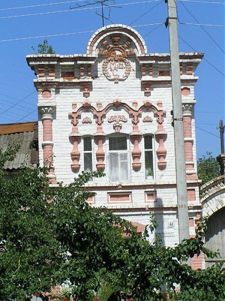 Дом Судакова