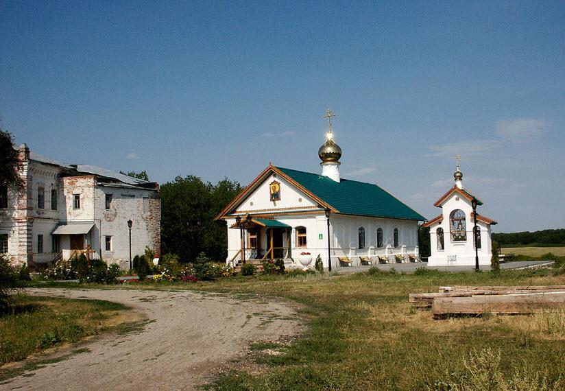Иргизский Воскресенский монастырь