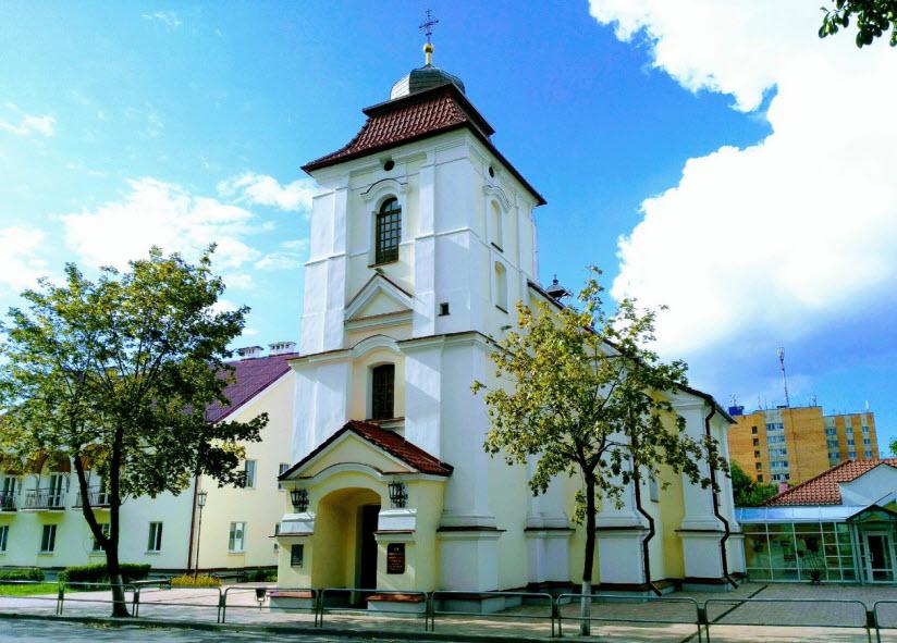 Костел Святого Карла Баромея