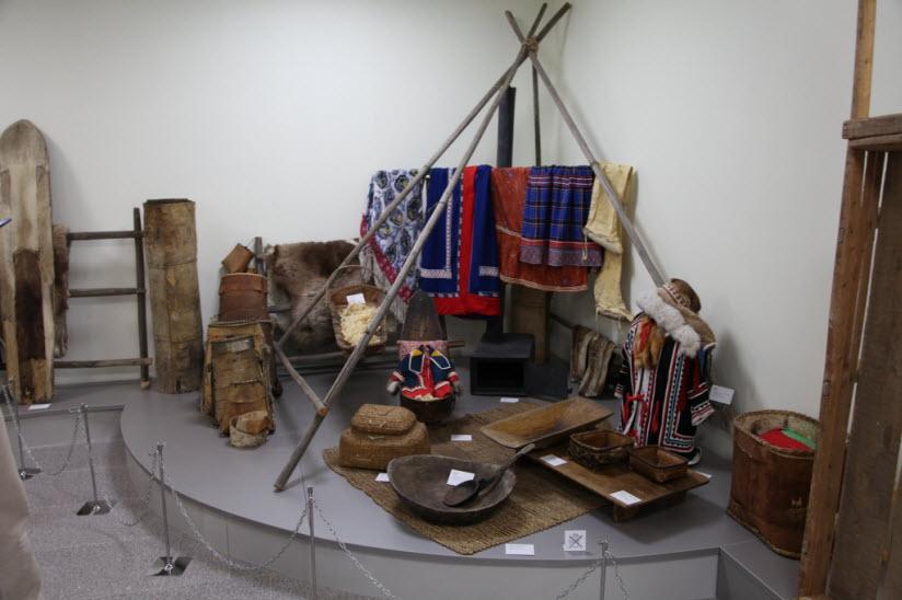 Краеведческий музей имени Т.Д. Шуваева