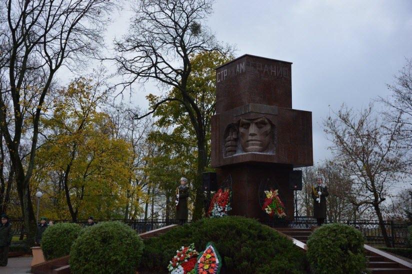 Мемориал «Стражам границ»