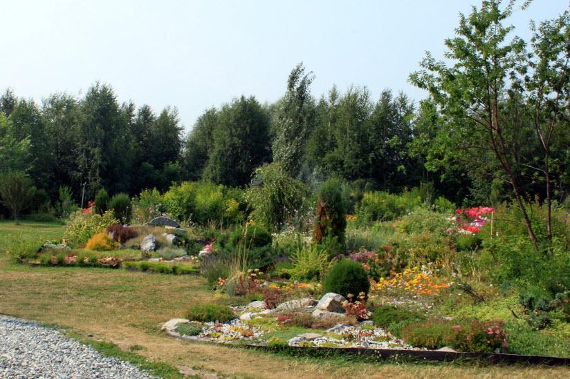 Мемориальный ботанический сад им. Г.А. Демидова