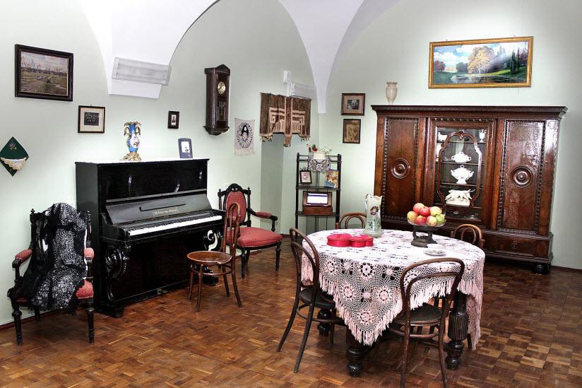 музей истории Белорусского Полесья