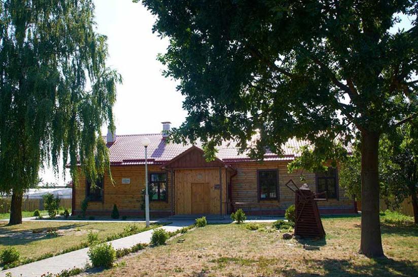 Музей Якуба Коласа в Пинковичах