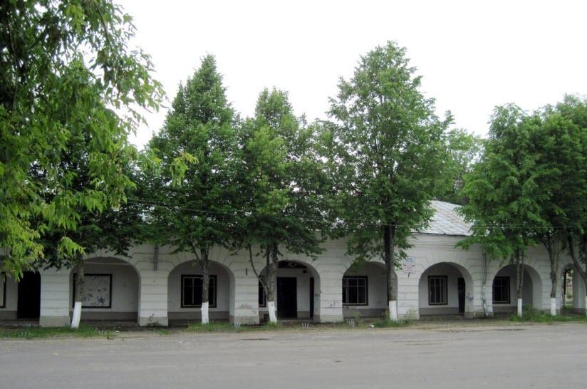 Новоладожский Гостиный двор
