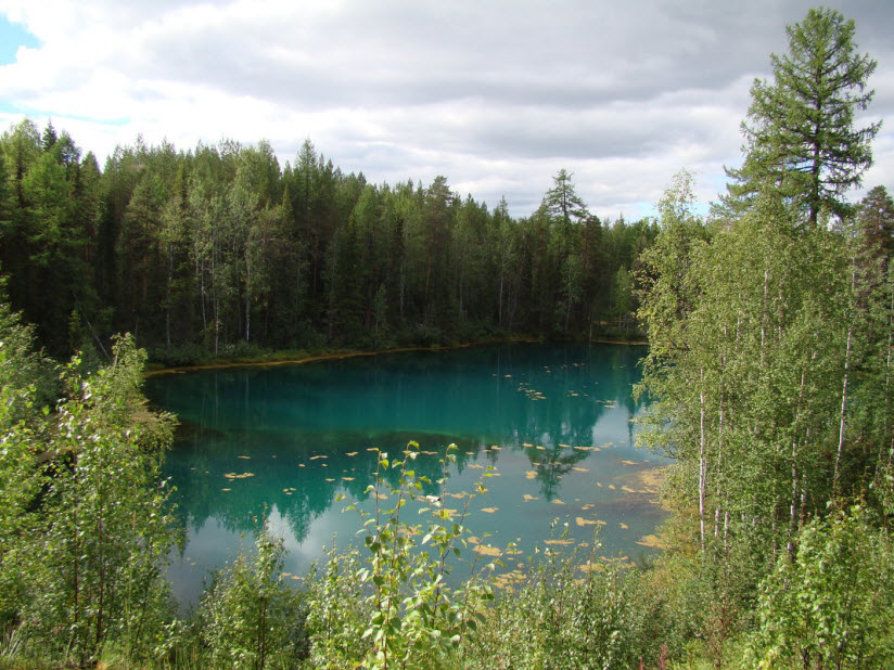 Озеро Параськино
