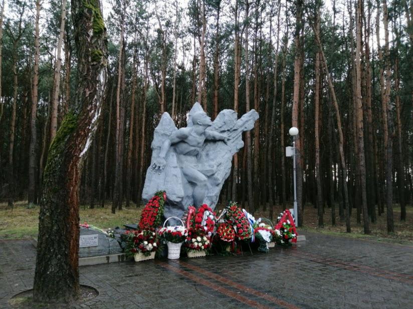 Парк Воинов-интернационалистов