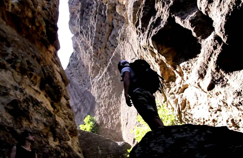 Пещеры горы Индюк