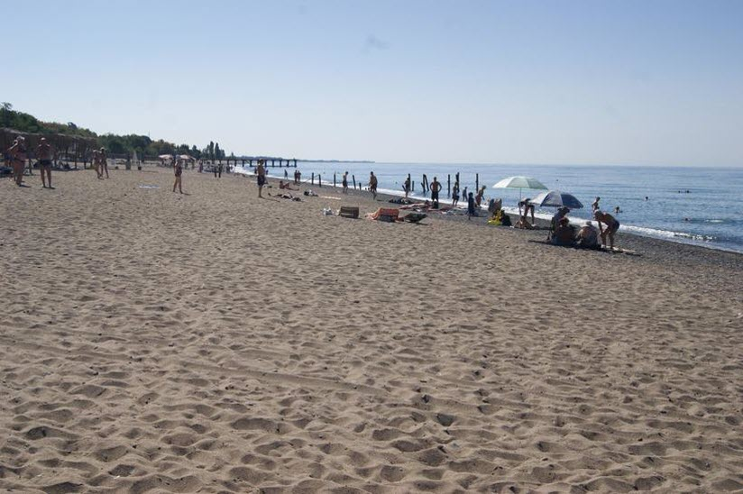 Пляж «Мокко»