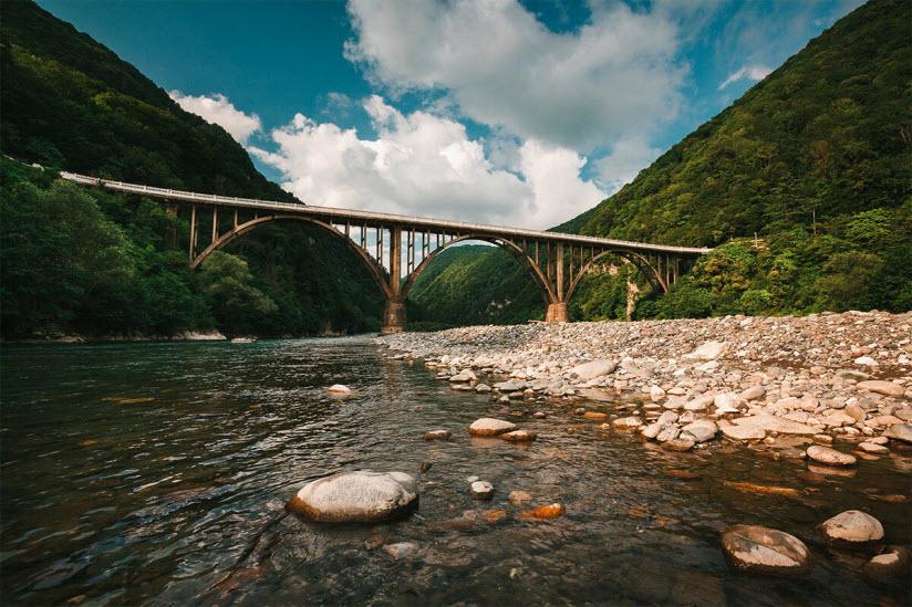 Река Гумиста