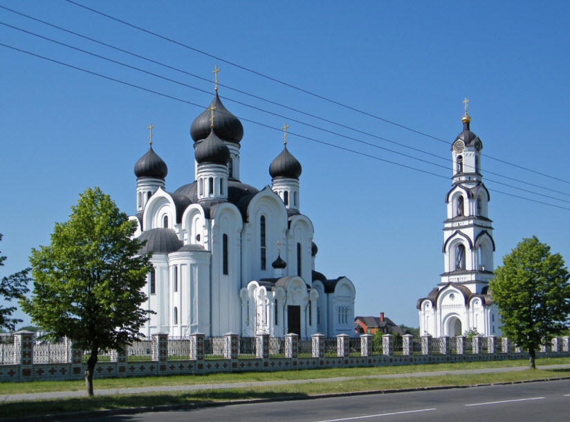 Свято-Феодоровский собор