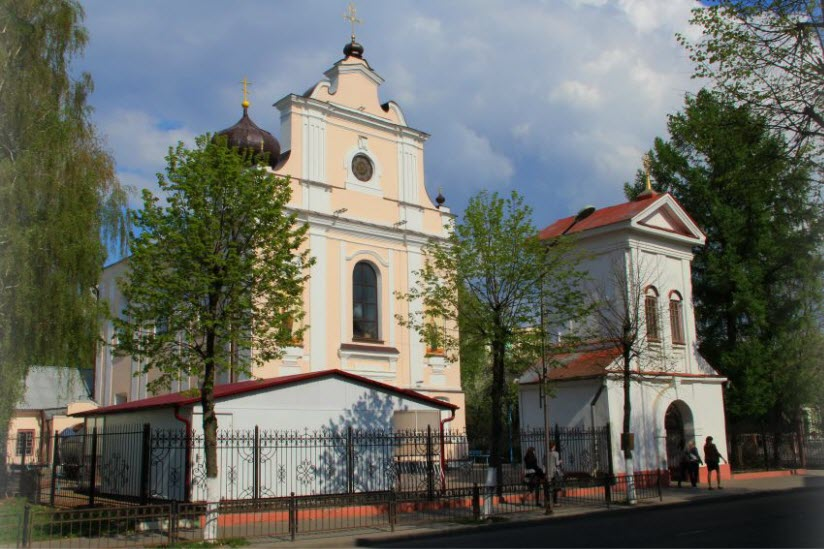 Свято-Варваринский кафедральный собор