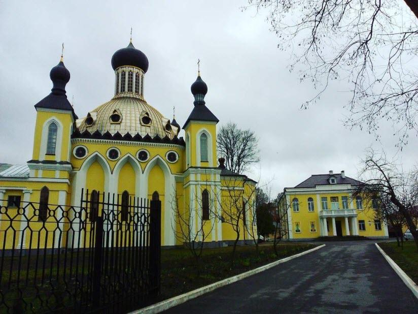 Свято-Варваринский женский монастырь