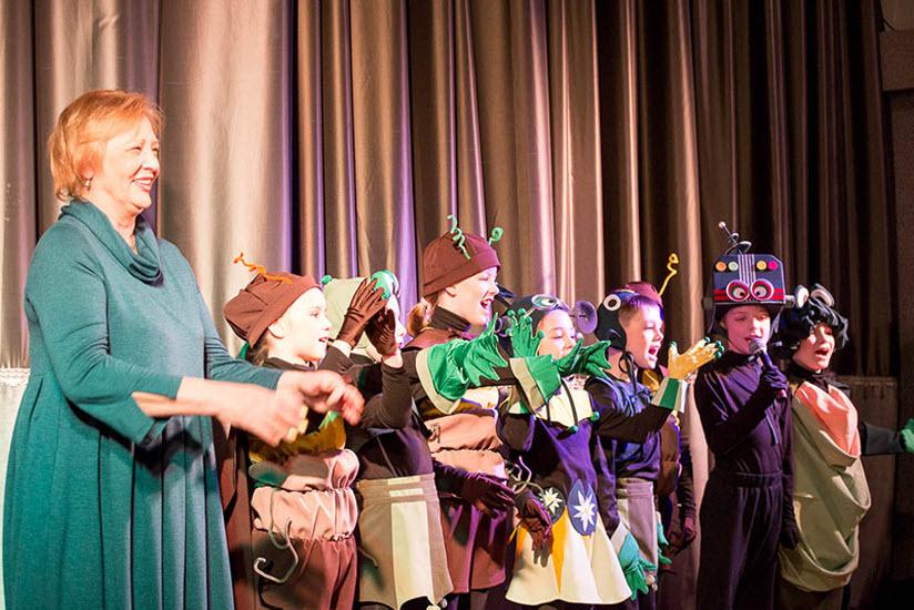 Театр-студия эстрадных кукол «Сердечко»