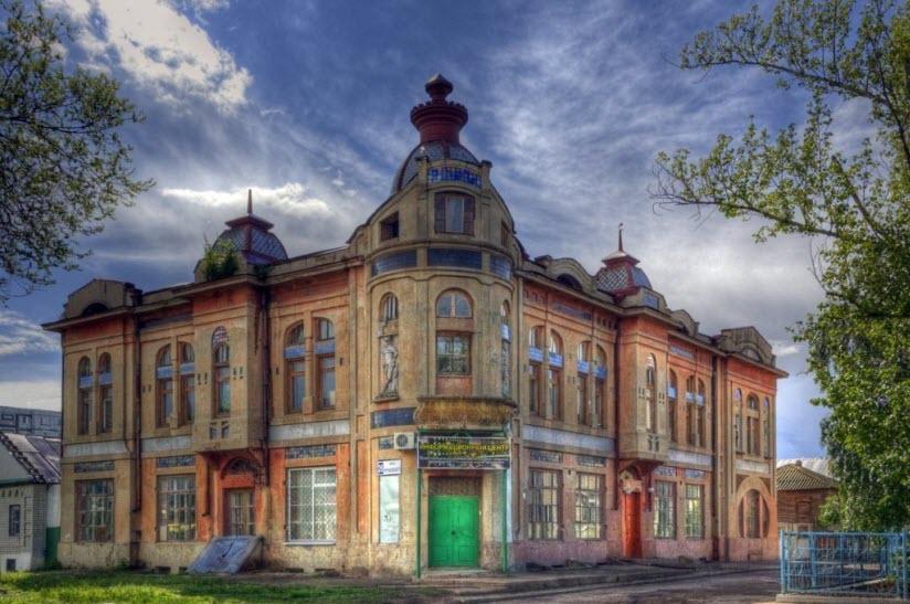 Торговый дом Шмидта