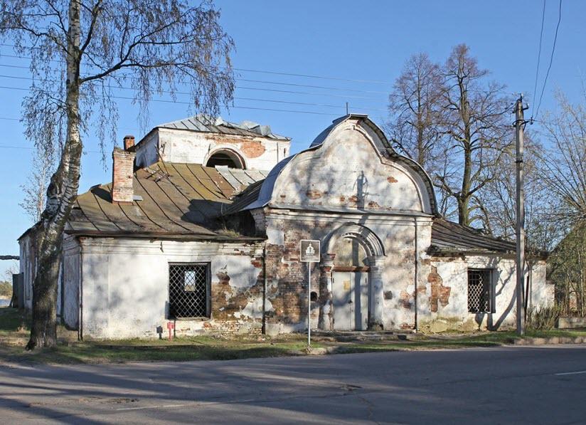 Церковь Спаса Нерукотворного
