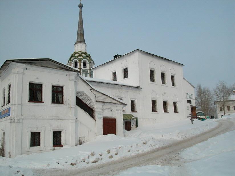 Воскресенско-Рождественская церковь