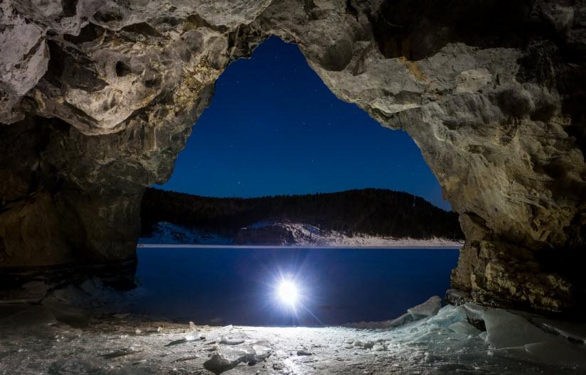 Бирюсинские пещеры