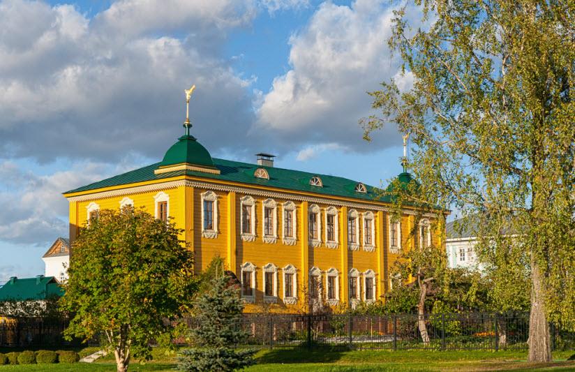 Дом Долгинцевой