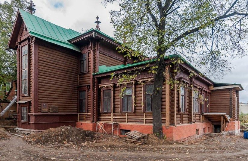 Дом-музей Н.А. Круминга