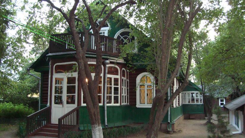 Дом-музей С.Н. Дурылина