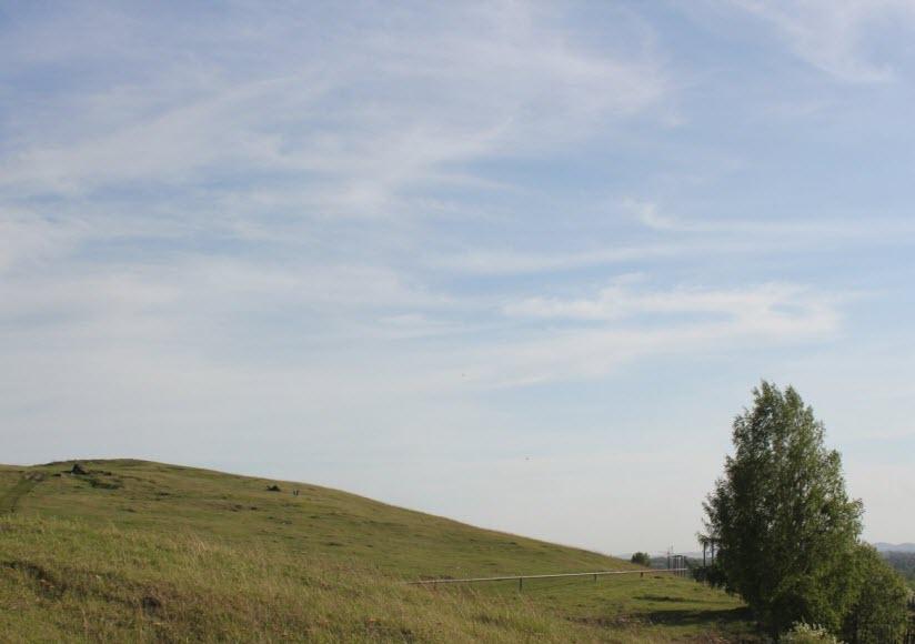 Гора Лебяжка