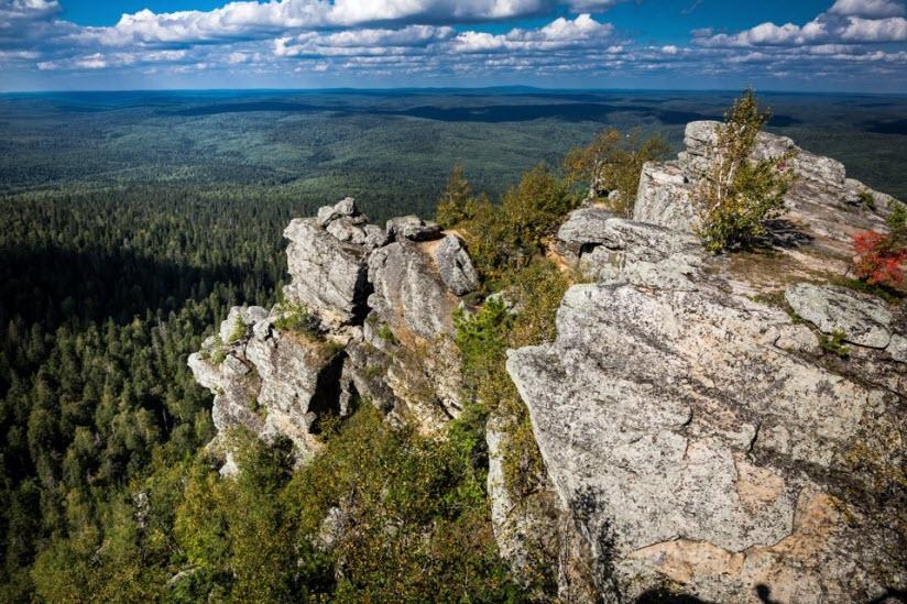 Гора Полюдов камень